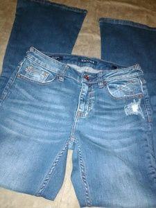 Vigoss The Jagger Flare Jeans